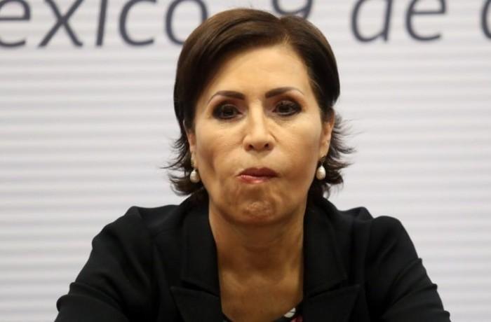 Comparecerá Rosario Robles el 31 de octubre en Comisiones del Senado