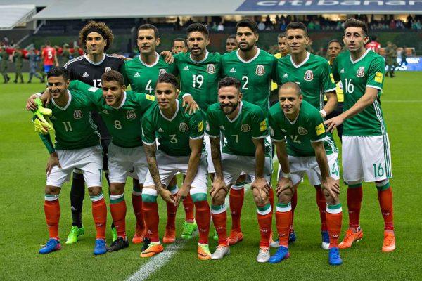 Selección Mexicana enfrentaría a Ecuador en Quito