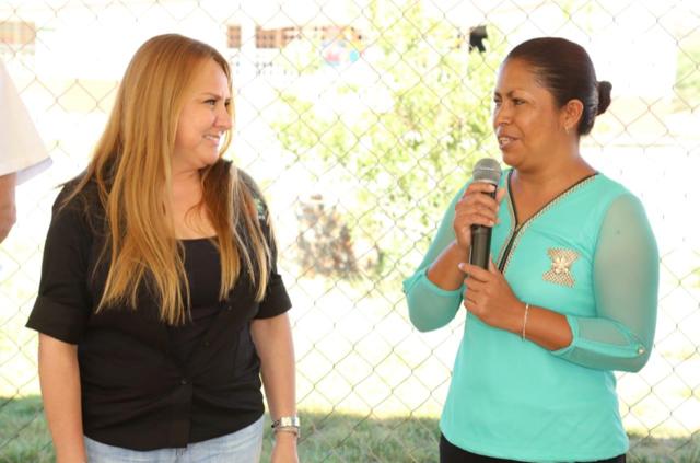 ENTREGA MARCELA GORGÓN 14 PROYECTOS PRODUCTIVOS EN CINCO COMUNIDADES DE SALTILLO