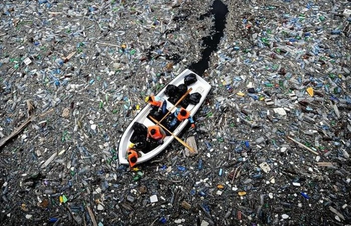 Estas son las marcas que más basura plástica producen
