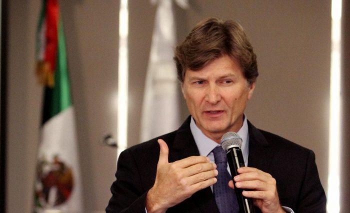 Hay interés del sector privado en obtener concesión del NAIM: De la Madrid