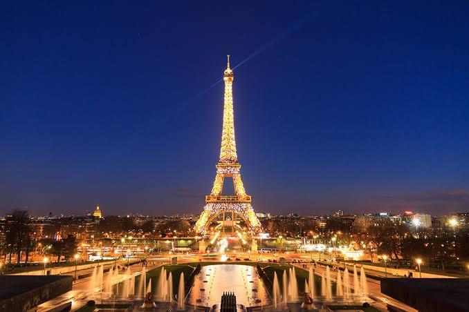 Lugares Turísticos de Paris.