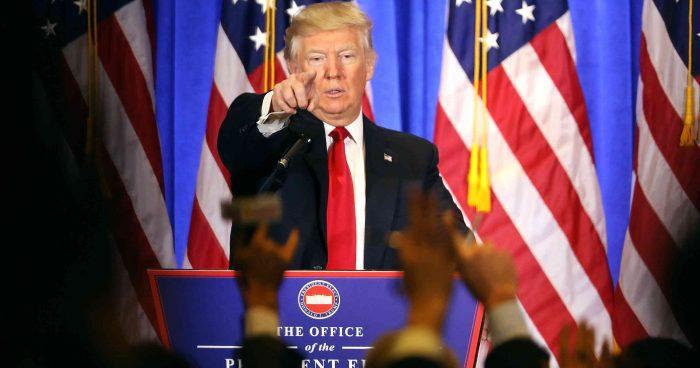 Irrita a Trump el resultado electoral