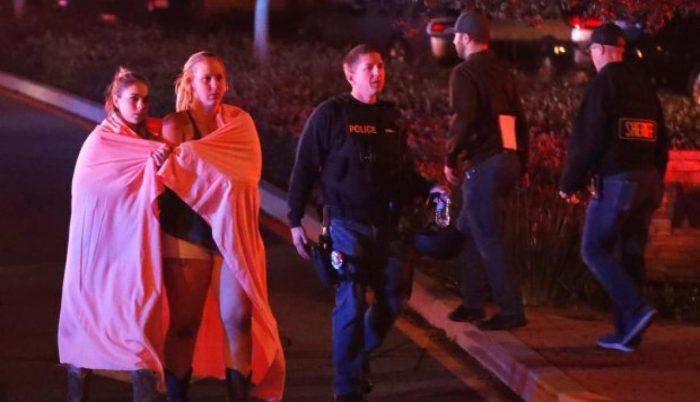 Hombre mata a 13 personas en bar de California
