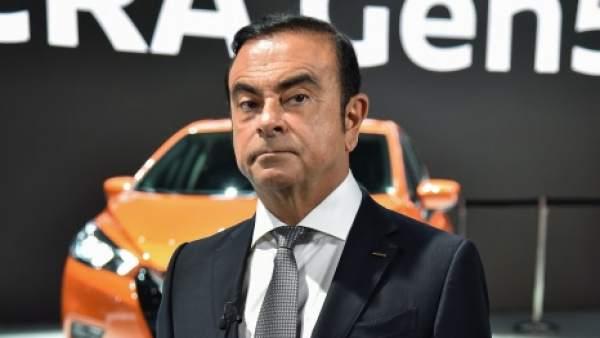 El presidente de Nissan y Renault, detenido en Japón por fraude fiscal