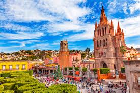 Que hacer en San Miguel de Allende.