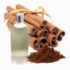 Perfume casero de Canela.