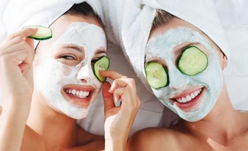 Mascarilla para regenerar la piel.