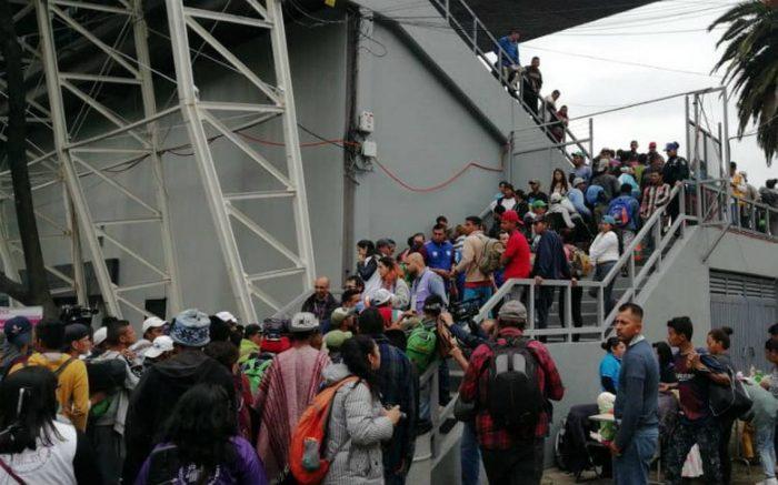 Más de 2,600 migrantes que pidieron refugio a México ya tienen permiso provisional para trabajar
