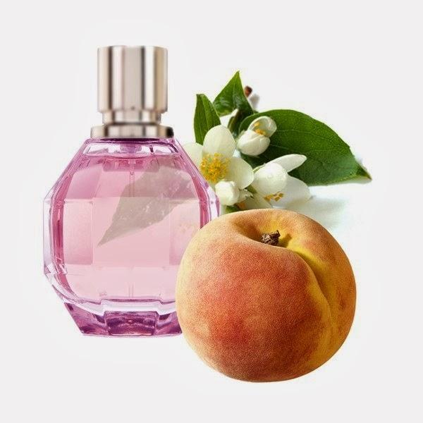 Perfume casero de Durazno.