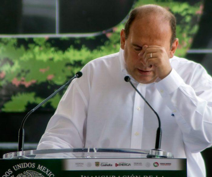 PRI nacional equivoca de nuevo, Rubén Moreira delegado para Nuevo León