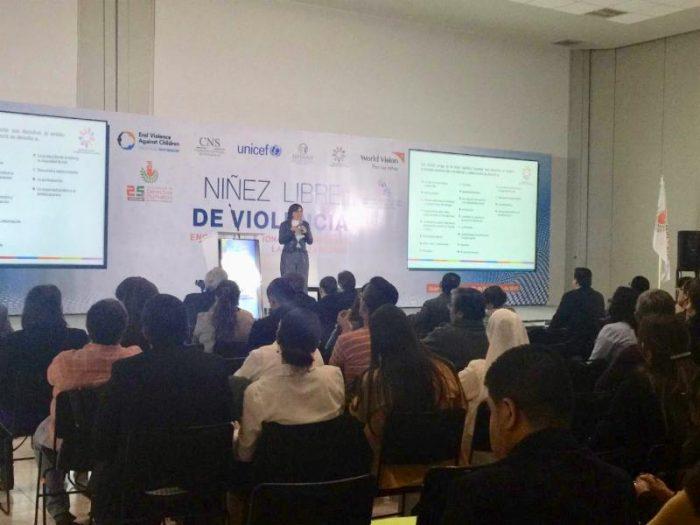 Presentan en Guanajuato la Alianza Global para Poner Fin a la Violencia contra Niñas, Niños y Adolescentes