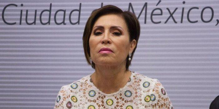 Insiste Rosario Robles en su inocencia; no necesito ni perdón ni amnistía, dice
