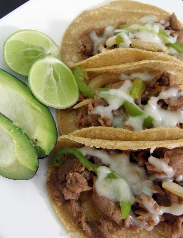 Tacos top sirlon.