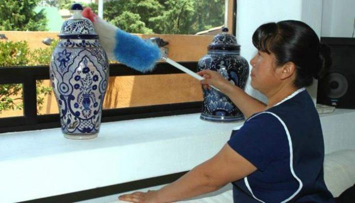 La @SCJN declara discriminatorio excluir a las empleadas domésticas del régimen obligatorio del IMSS