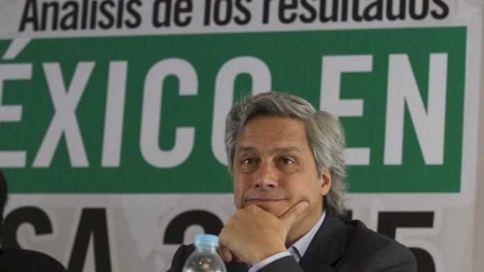 'Nos va a ir mal', dice Claudio X. González tras discurso de AMLO