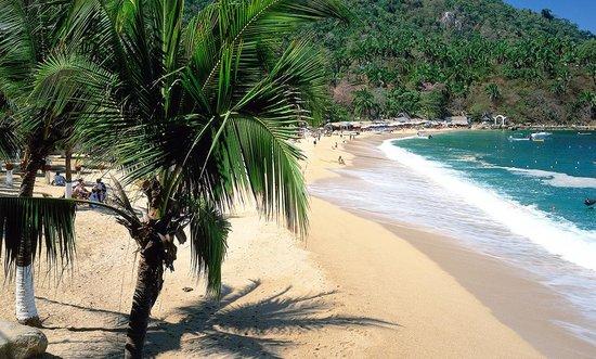 Las mejores playas de Puerto Vallarta.