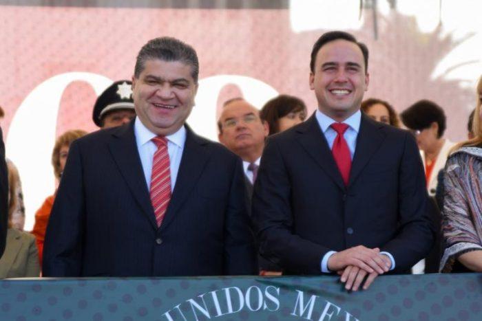 Gobernador Riquelme les cumple a los saltillenses: Manolo Jiménez