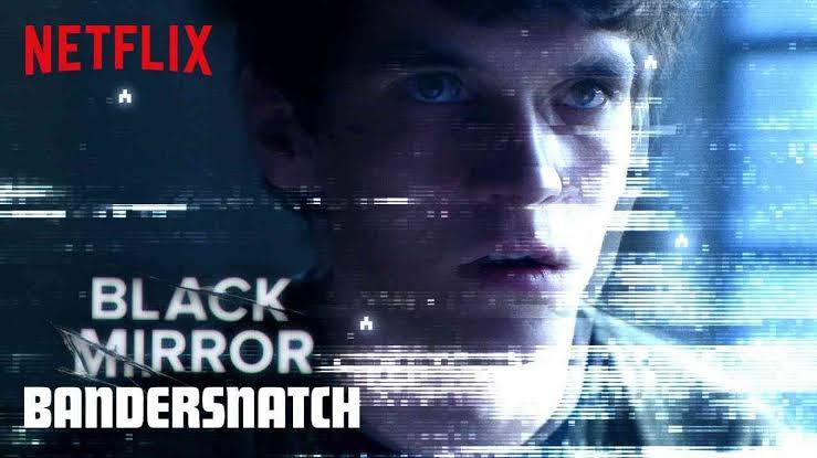 Black Mirror Película interactiva de Netflix.