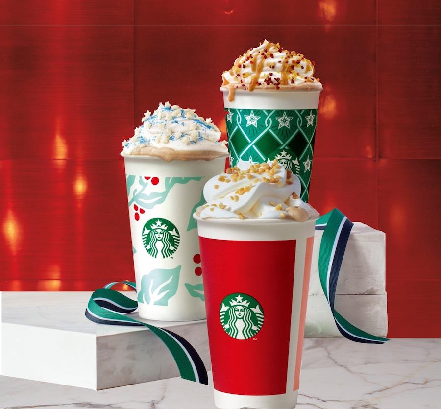 Bebidas de Starbucks que quisieras probar.