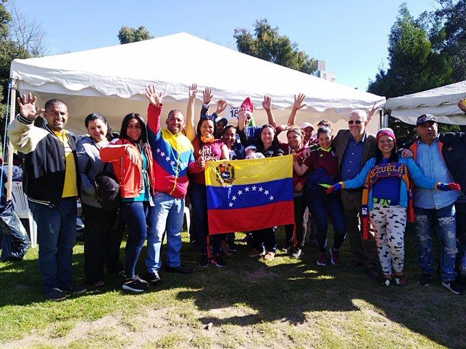 Retornan a su país 600 venezolanos con Plan Vuelta a la Patria