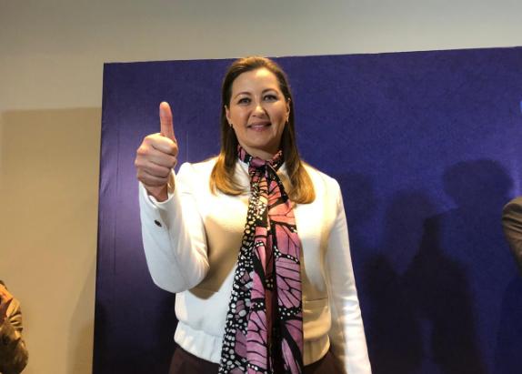 Tribunal rechaza repetir elección en Puebla; Martha Erika será gobernadora