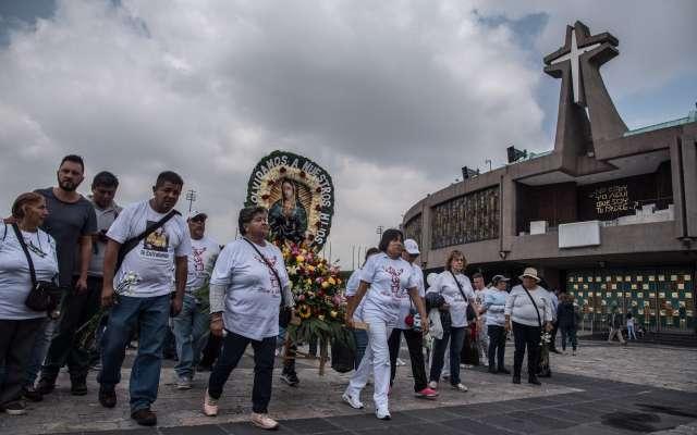 Más de 10 millones han arribado a la Basílica de Guadalupe esta madrugada