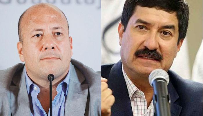 Invita Javier Corral a Enrique Alfaro ha hacer frente común ante proyecto presupuestal de AMLO