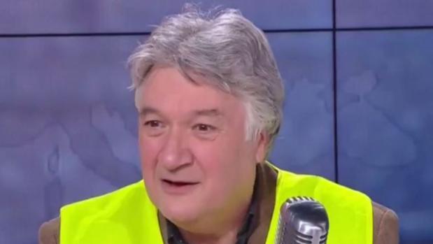 Uno de los líderes de los chalecos amarillos cobra 2.600 euros como funcionario sin trabajar desde 2008