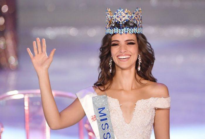 La mexicana Vanessa Ponce de León gana el certamen de Miss Mundo