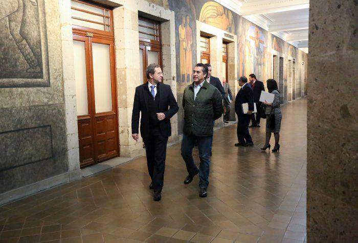 Instalarán Estado y Federación mesas por la educación en NL