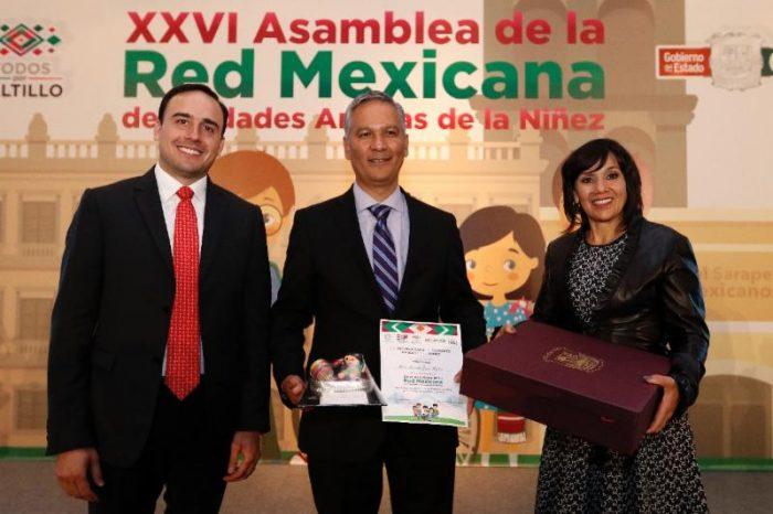 Logra Saltillo adherir 38 municipios más a la Red Mexicana de Ciudades Amigas de la Niñez