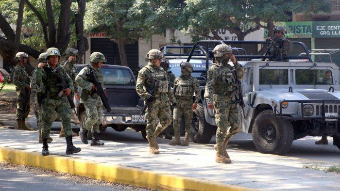 AI: Creación de la Guardia Nacional contradice derecho internacional en DH