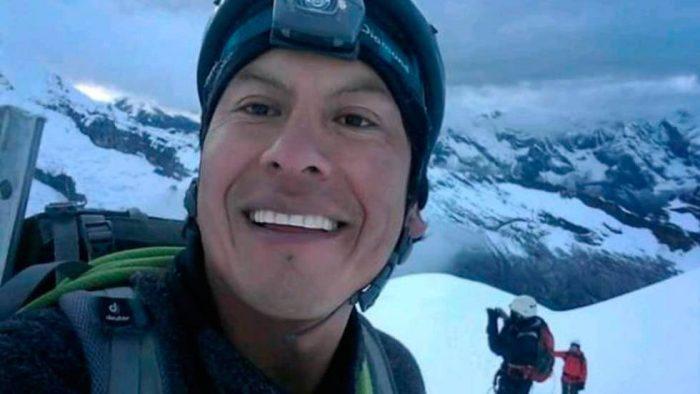"""El único montañero superviviente: """"La avalancha la generamos nosotros mismos"""""""