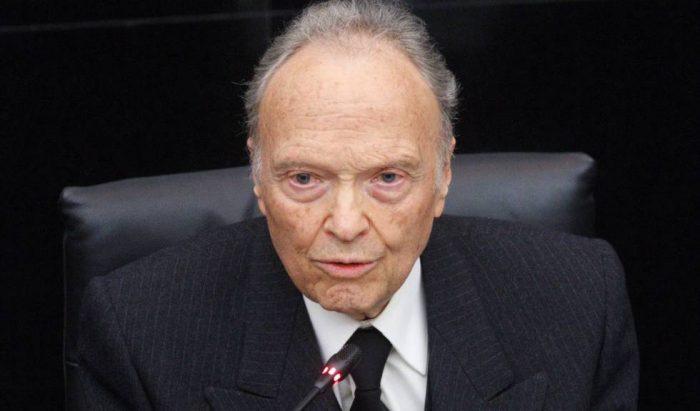 Alejandro Gertz Manero es elegido para ser fiscal general de la República