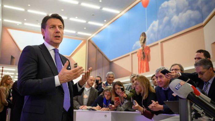 Italia entra en recesión y dispara las alarmas en la zona euro