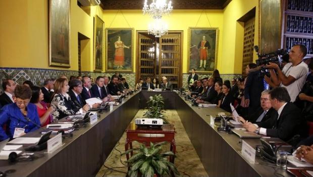 México se abstiene de firmar declaración internacional contra gobierno de Nicolás Maduro