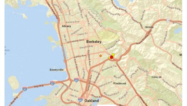 Sismos sacuden San Francisco durante dos días consecutivos