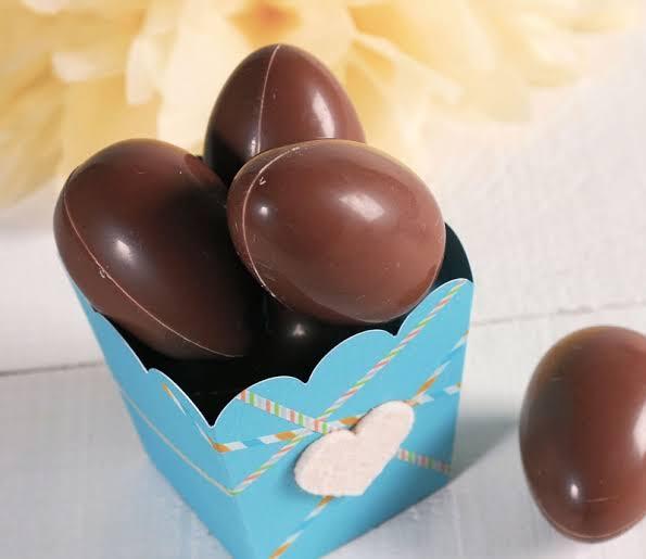 Huevos de Chocolate.