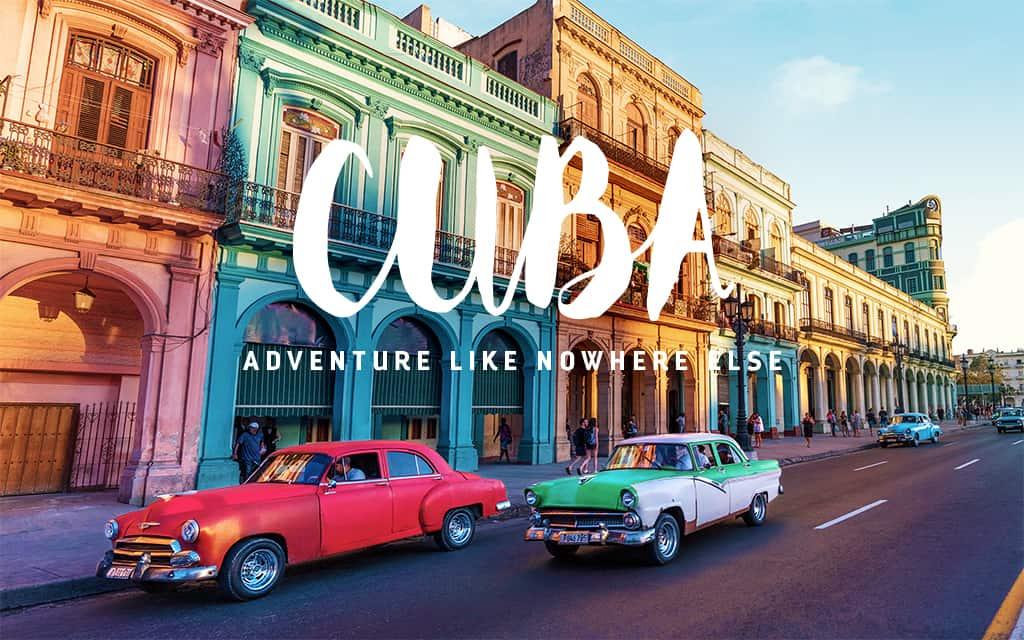 Porque debes visitar Cuba.