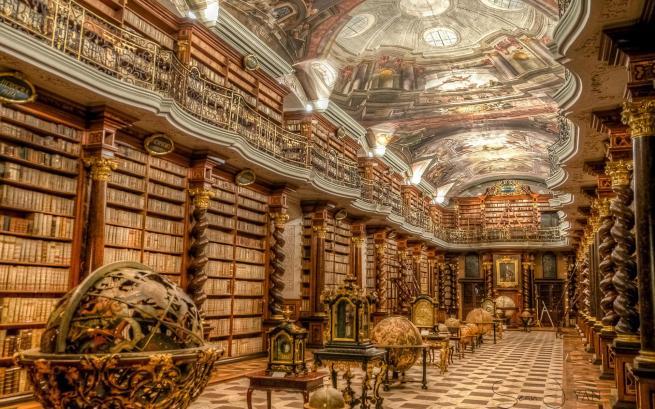 Hallan en Praga libros de ocultismo de Heinrich Himmler.