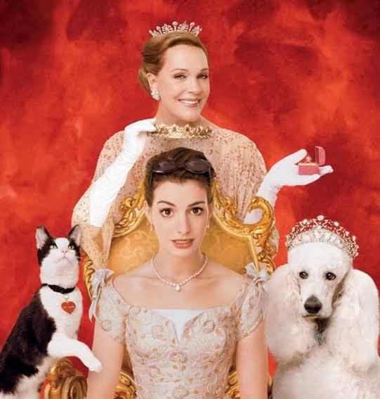 Anne Hathaway confirma 'El Diario de la Princesa 3'