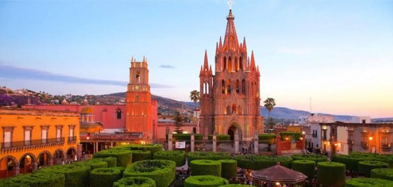 Lugares increíbles para visitar Guanajuato.