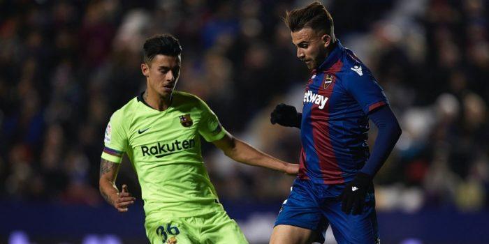 ¿Adiós a la Copa? Levante denunciará al Barça por alineación indebida