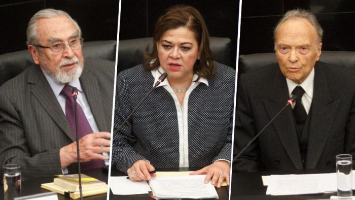 Estas son las promesas de Gertz Manero, Bátiz y de Gyves para la Fiscalía General de la República