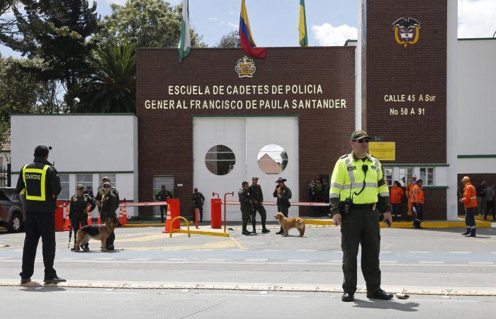 Colombia responsabiliza al ELN del atentado con más de 20 muertos en Bogotá