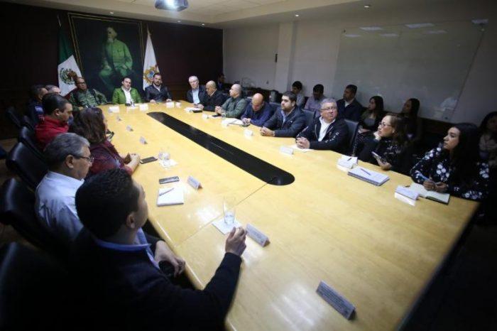 Top 3 de Saltillo en seguridad, resultado de la coordinación entre ciudadanía y gobierno: Manolo