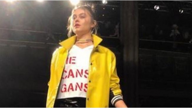 """""""Me canso ganso"""" llega hasta la Semana de la Moda en Nueva York"""