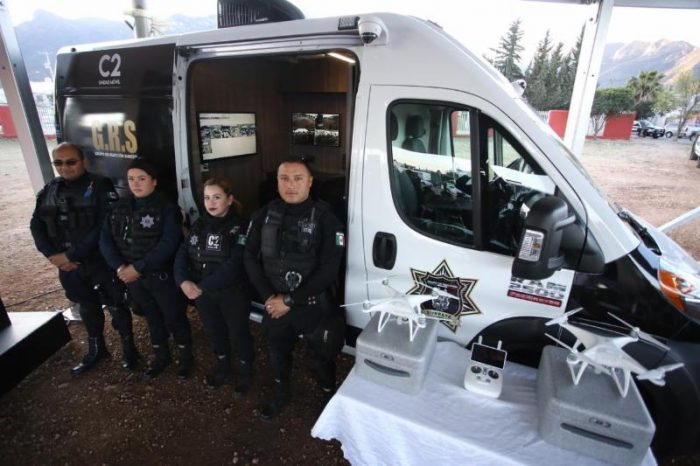 Entrega Alcalde equipo táctico para reforzar tareas de seguridad