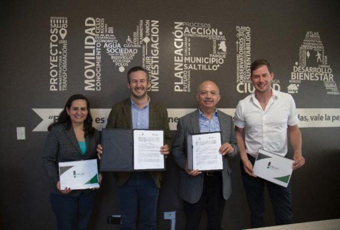 Firma IMPLAN convenios con Universidades